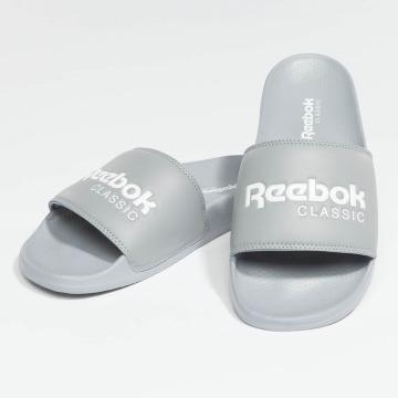 Reebok Claquettes & Sandales Classic Slide gris