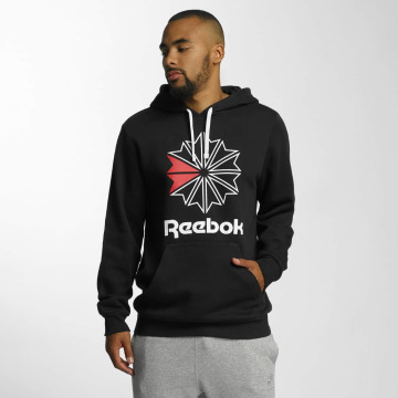 Reebok Hoody F Star schwarz