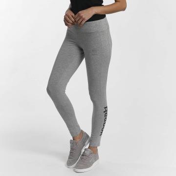Reebok Legging F Logo gris