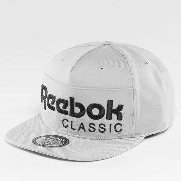 Reebok Snapback Cap Foundation gray