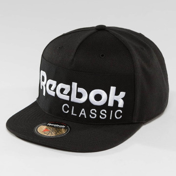 Reebok snapback cap Foundation zwart