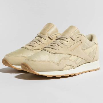 Reebok sneaker Classic Nylon SG beige