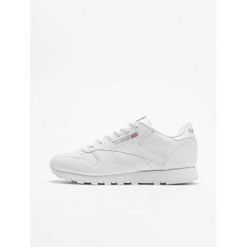 Reebok Sneaker CL Leather bianco