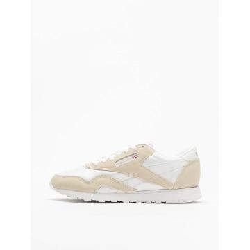 Reebok Sneaker Classic Nylon bianco