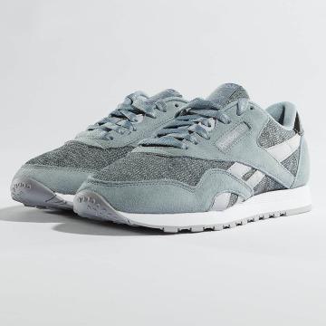 Reebok Sneaker Classic Nylon grau