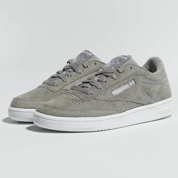 Reebok Sneaker Club C 85 Trim Nubuk grigio
