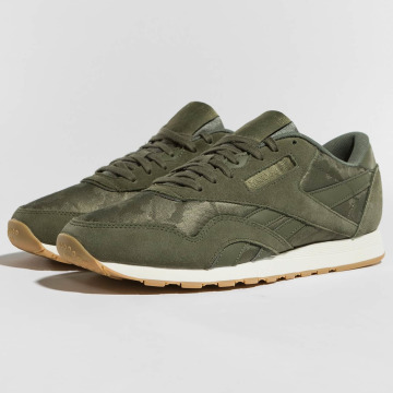 Reebok sneaker Classic Nylon SG groen