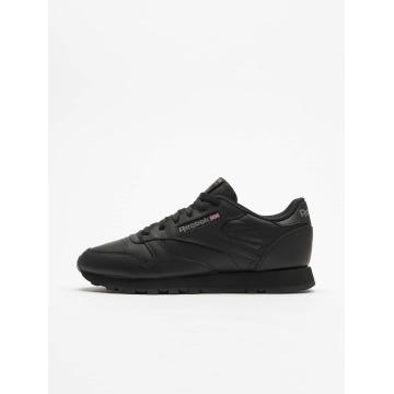Reebok sneaker CL Leather zwart