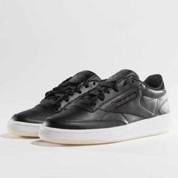 Reebok sneaker Club C 85 Leather zwart