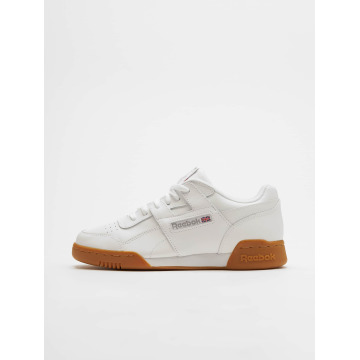 Reebok Sneakers Workout Plus bialy