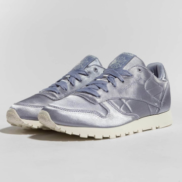 Reebok Sneakers Classic Leather Satin fioletowy