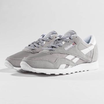 Reebok Sneakers Classic Nylon Neutral grå