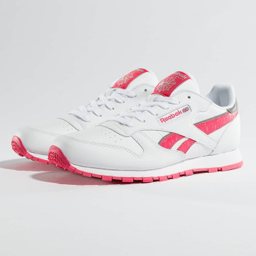 Reebok Sneakers Leather Reflect white