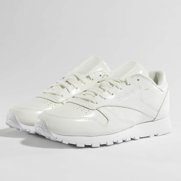 Reebok Sneakers Classic Leather Patent white