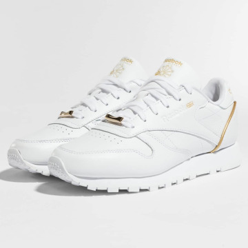 Reebok Tøysko Leather HW hvit