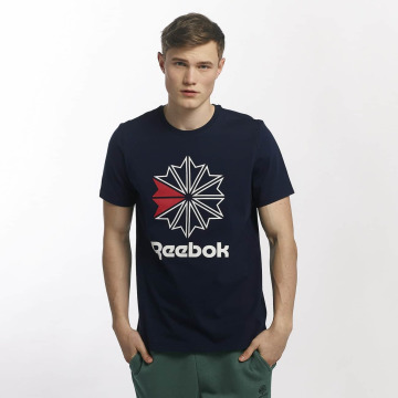 Reebok T-Shirt F GR blue
