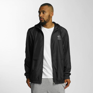 Reebok Transitional Jackets F svart