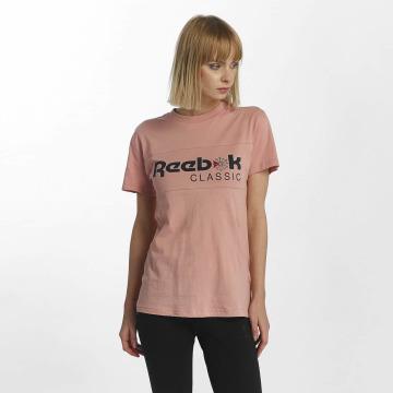 Reebok Tričká F Classic pink