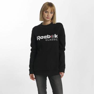 Reebok Tröja F Iconic svart