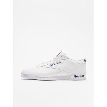 Reebok Zapatillas de deporte Exofit Lo Clean Logo blanco