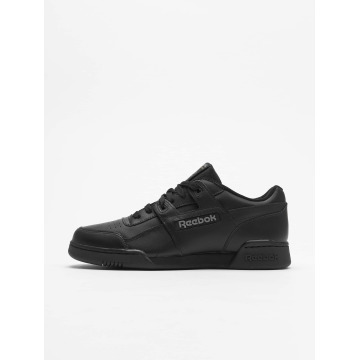Reebok Zapatillas de deporte Workout Plus Classics negro