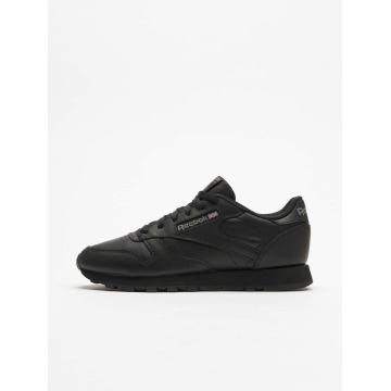 Reebok Zapatillas de deporte CL Leather negro