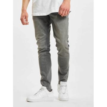 Reell Jeans Облегающие джинсы Spider серый