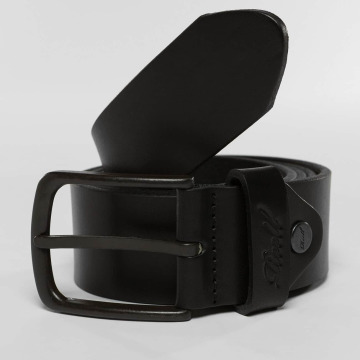 Reell Jeans Belt All Black black