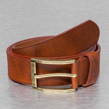 Reell Jeans Belt Narrow brown