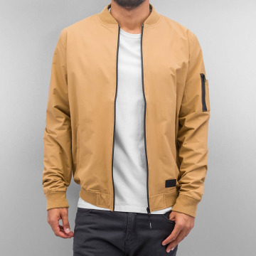 Reell Jeans Bomber jacket Technical brown