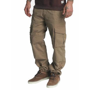Reell Jeans Cargohose Flex braun