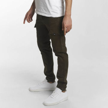 Reell Jeans Cargohose Jogger Cargo olive