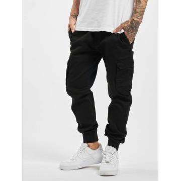 Reell Jeans Cargohose Reflex Rib schwarz