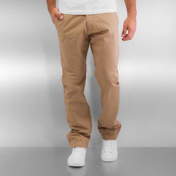 Reell Jeans Chinot/Kangashousut Straight Flex beige