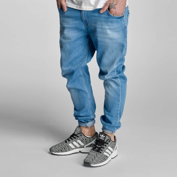 Reell Jeans Joggebukser Jogger blå