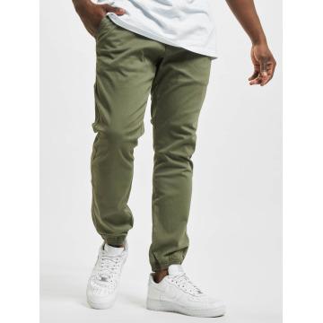 Reell Jeans Joggebukser Reflex II oliven