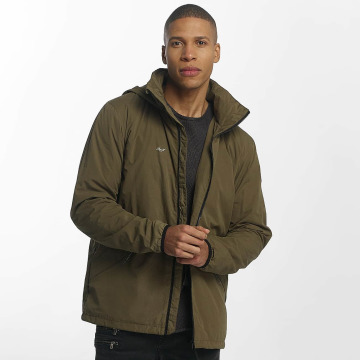 Reell Jeans Lightweight Jacket Packable Track olive