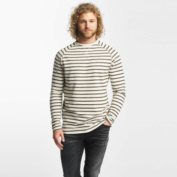 Reell Jeans Longsleeve Striped white