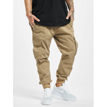 Reell Jeans Pantalone Cargo Reflex Rib beige