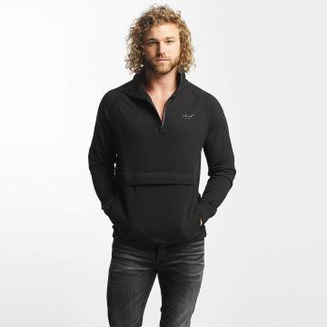Reell Jeans Pullover Track Half Zip black
