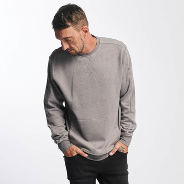 Reell Jeans Pullover Stitch Crewneck gray
