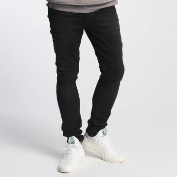 Reell Jeans Skinny Jeans Radar Stretch Super Slim Fit czarny