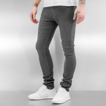 Reell Jeans Skinny jeans Radar Stretch Super Slim Fit grijs