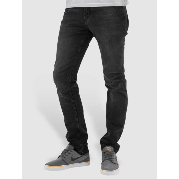 Reell Jeans Slim Fit Jeans Spider black