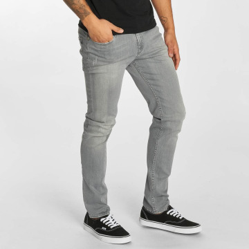 Reell Jeans Slim Fit Jeans Spider Slim grey