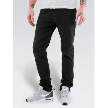 Reell Jeans Slim Fit Jeans Spider zwart