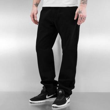 Reell Jeans Spodnie Baggy Drifter czarny