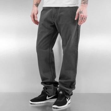 Reell Jeans Spodnie Baggy Drifter szary