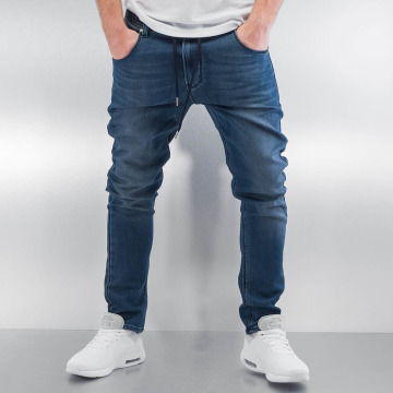 Reell Jeans Sweat Pant Jogger blue