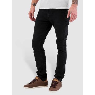 Reell Jeans Tynne bukser Radar Stretch Super svart